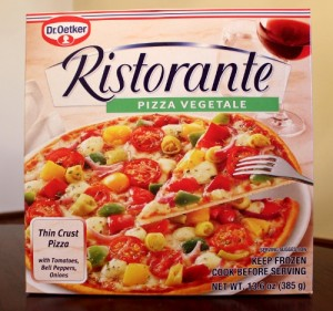 Dr. Oetker: The Canadian Launch of Ristorante Pizza